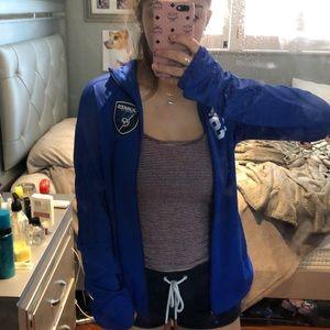 Earthquakes jacket